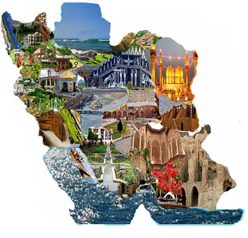 جاذبه گردشگری ایران ؛ مراکز و مناطق دیدنی برای مسافرت
