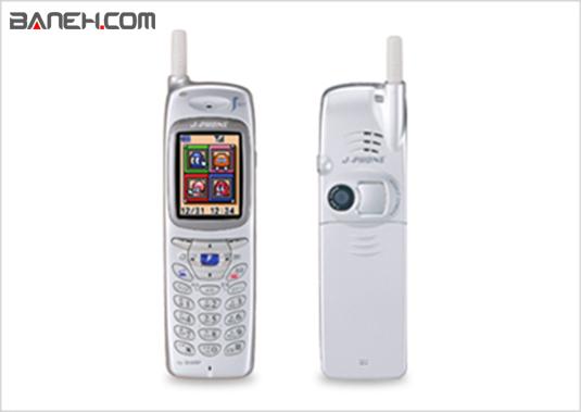 اولین موبایل مجهز به دوربین