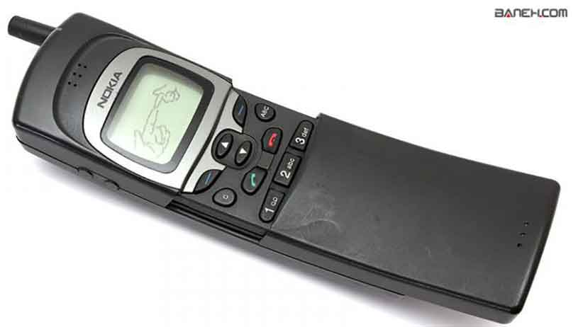 اولین گوشی ها