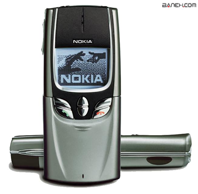 نوکیا 8810