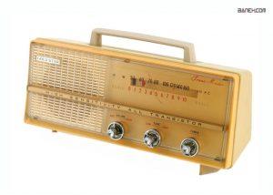 اولین رادیو تولیدی در کره