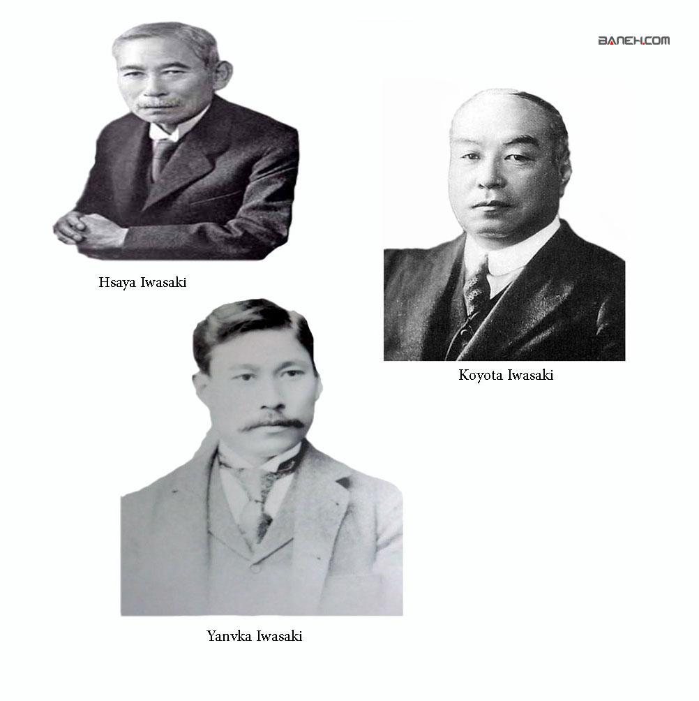 زمام داران پس از یاتارو ایواساکی