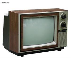 اولین تلویزیون تولیدی در ال جی