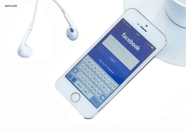 کار با فیس بوک