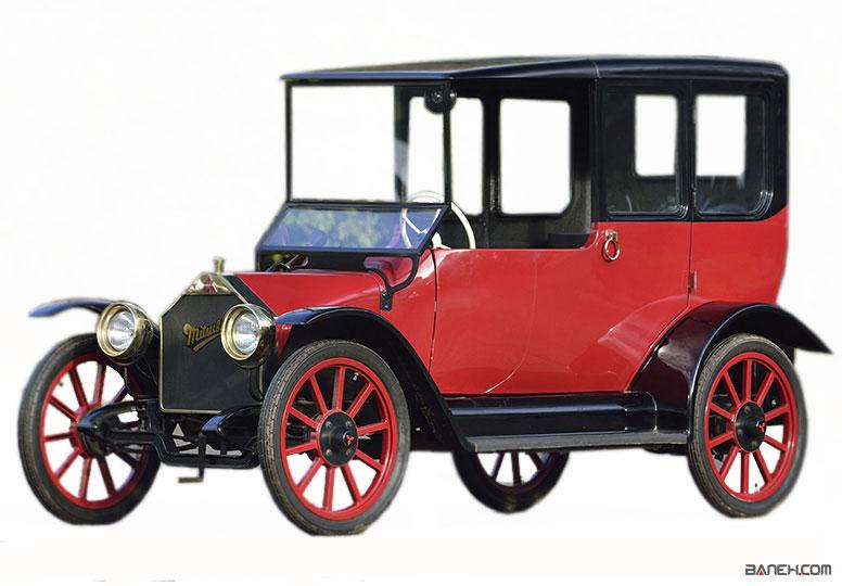 اولین ماشین ژاپن