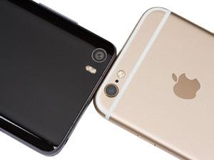 مقایسه اپل و شیائومی