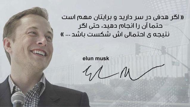 ایلان ماسک (Elon Musk)