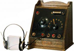 رادیوی شرکت شارپ