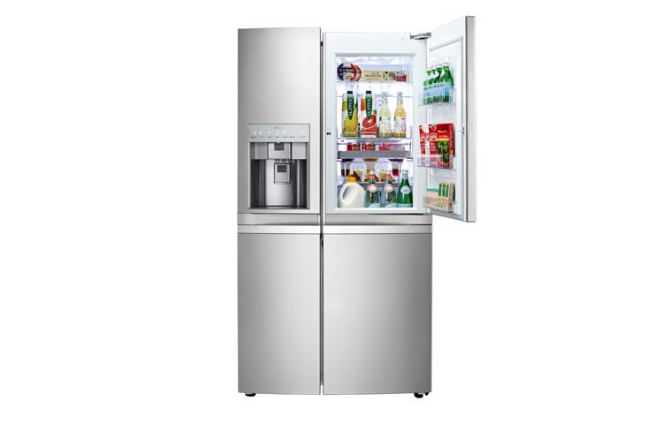 راهنمای خرید بهترین یخچال ساید بای