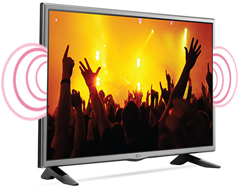تلویزیون ال ای دی 32 اینچ ال جی LG 32lf510