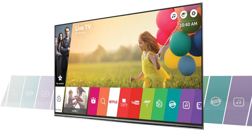 تلویزیون ال ای دی ال جی LG 43LH590