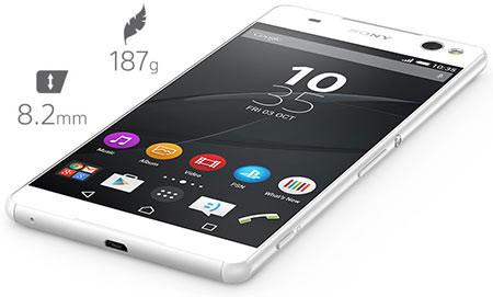 گوشی موبایل سونی SONY XPERIA C5 ULTRA DUAL E5533