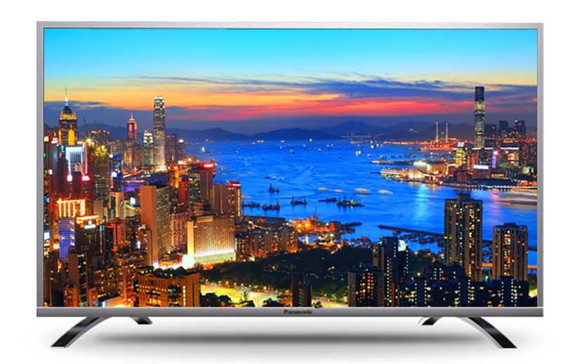تلویزیون ال ای دی هوشمند پاناسونیک PANASONIC LED 4K 55DX400
