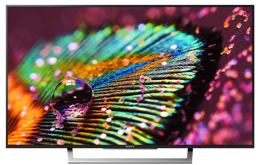 تلویزیون هوشمند فورکی سونی SONY SMART 4K LED TV 43X8000D