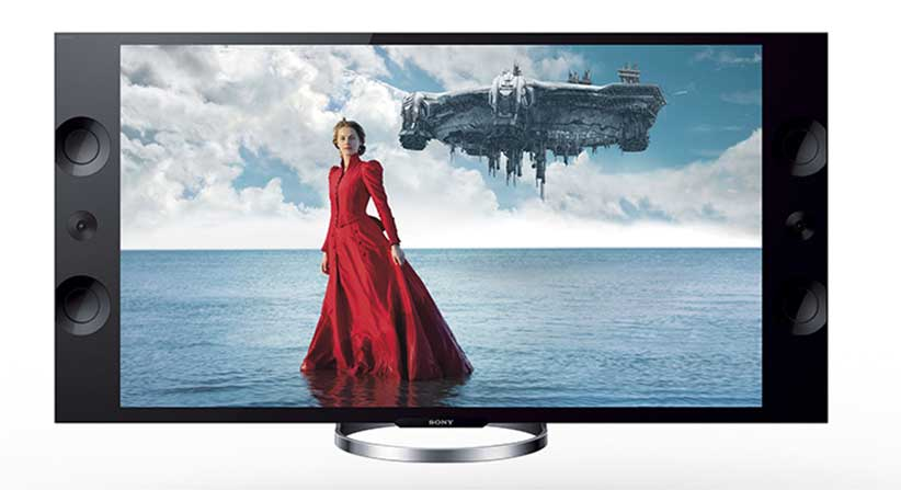 تلویزیون فورکی اولترا اچ دی 55 اینچ سونی 55X9005- R