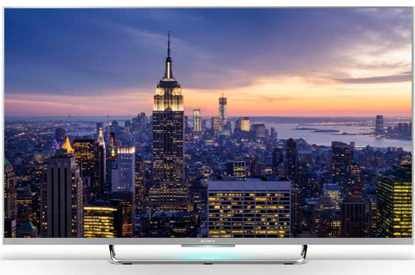 تلویزیون فول اچ دی سونی SONY SMART TV LED FULL HD 43W807C