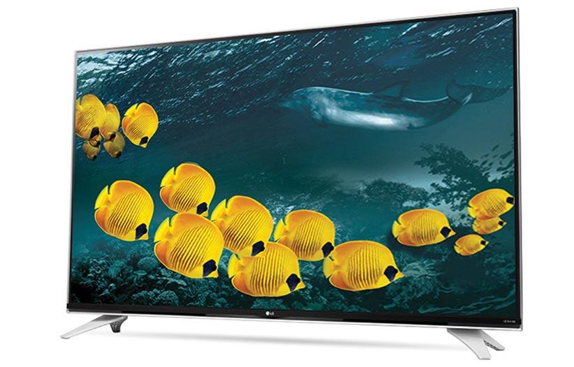 تلویزیون 55 اینچی ال جی 55UF840-4k