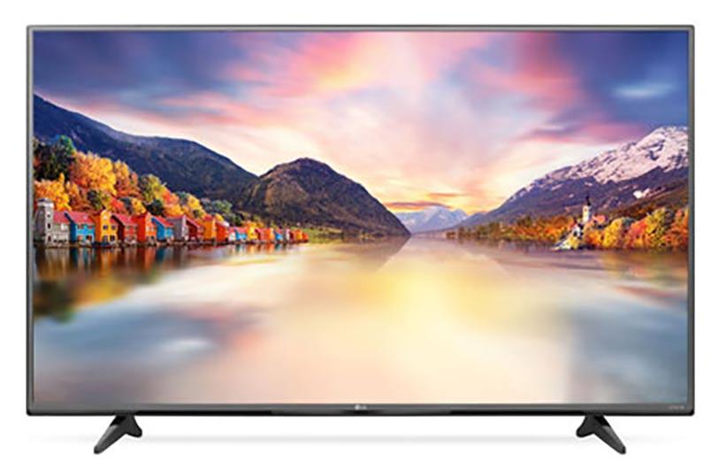 تلویزیون 55 اینچ ال جی 55UH654
