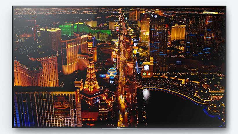 تلویزیون 55 اینچی سونی 55X9300D تلویزیون 55 اینچی با کیفیت فورکی اولترا اچ دی