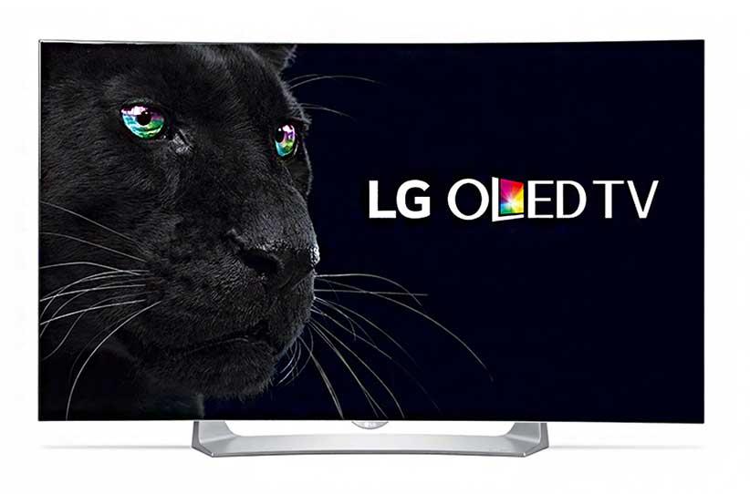 تلویزیون 55 اینچی 55EG910-3D تلویزیون 55 اینچی ال جی با کیفیت از نوع OLED با کیفیت 4K