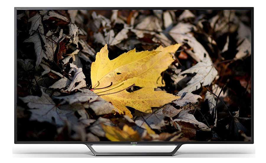 تلویزیون فول اچ دی 55 اینچ سونی 55W650D