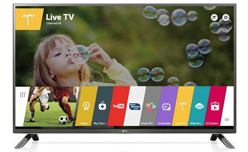 تلویزیون سه بعدی ال ای دی 50 اینچ ال جی LG 50LF651-V-3D