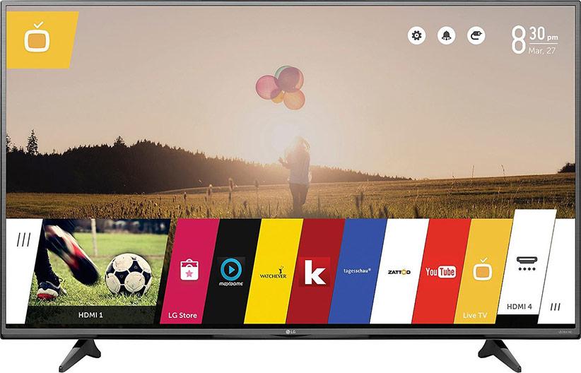 تلویزیون ال ای دی فول اچ دی 55 اینچ ال جی LG 55LH545V