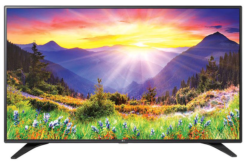 تلویزیون هوشمند ال ای دی فول اچ دی 55 اینچی ال جی LG 55LH600-V