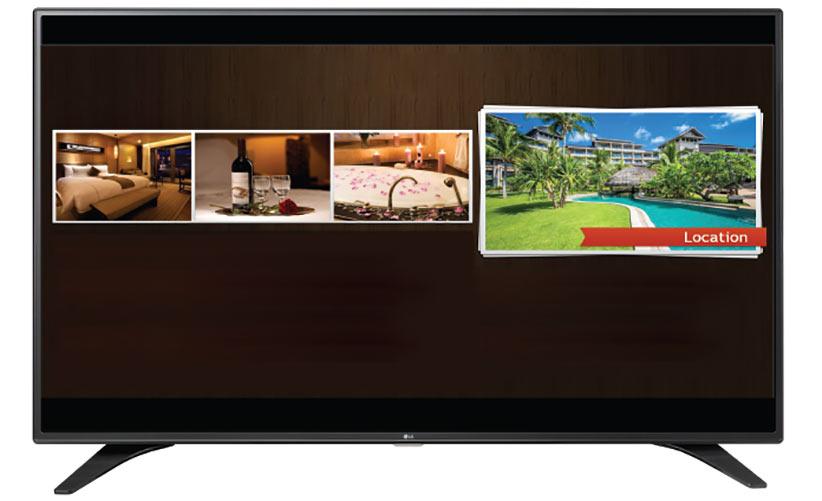 تلویزیون فول اچ دی ال ای دی 55 اینچ ال جی LG 55LW540