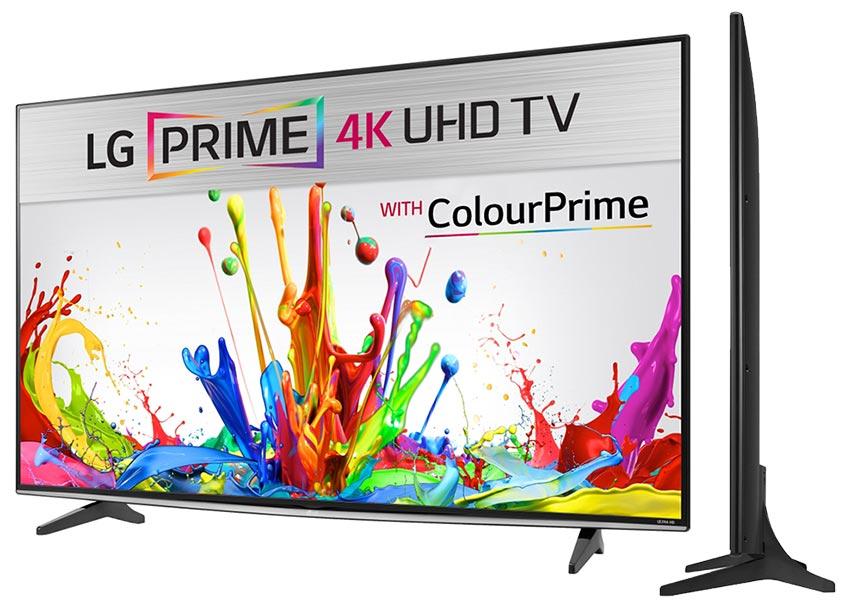 تلویزیون ال ای دی هوشمند ال جی LG LED SMART 58UF830 4K