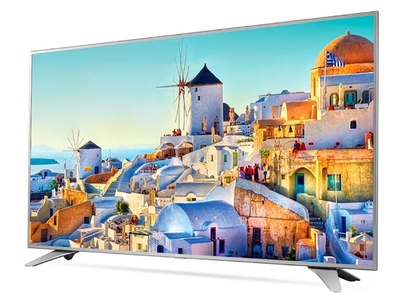 تلویزیون هوشمند ال ای دی 60 اینچ ال جی 4K LG 60UH654V