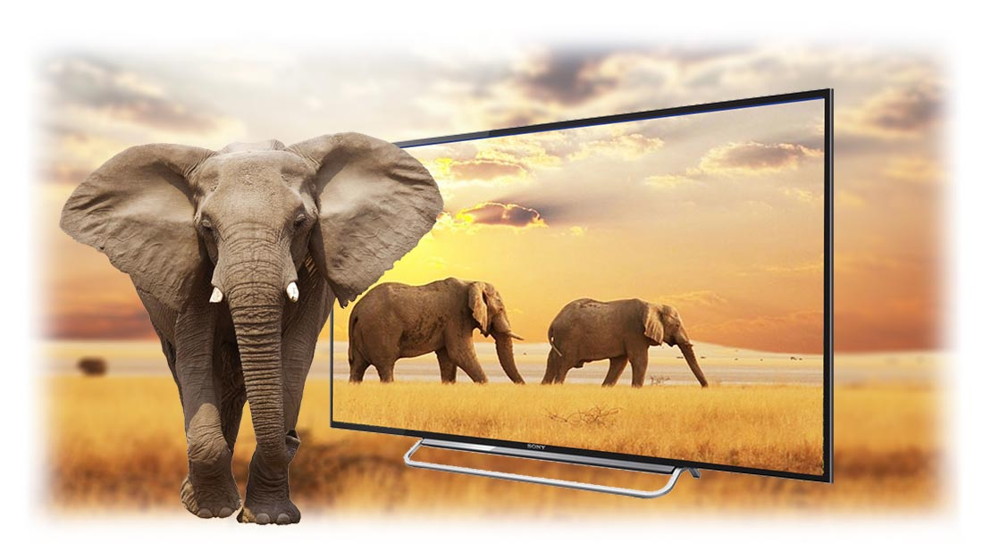 تلویزیون فول اچ دی هوشمند سونی SO
