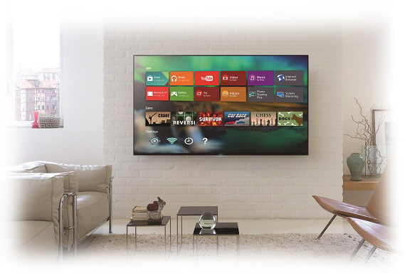 تلویزیون اندروید سه بعدی فورکی سونی SONY 4K 3D ANDROID TV 65X8500C