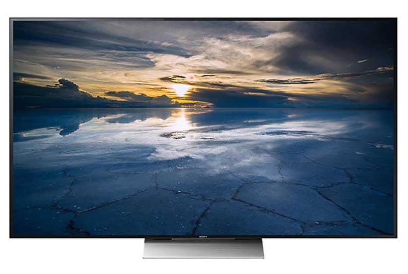 تلویزیون سه بعدی سونی ال ای دی فورکی اندروید SONY SMART 3D 4K 65X9300D