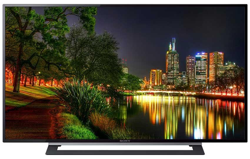 تلویزیون فول اچ دی سونی 40 آر 350 سی