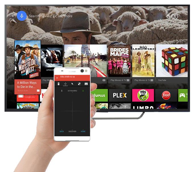 تلویزیون هوشمند 65 اینچ سونی KD-65X7500D