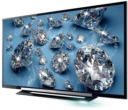 تلویزیون سونی ال ای دی فول اچ دی آر 4