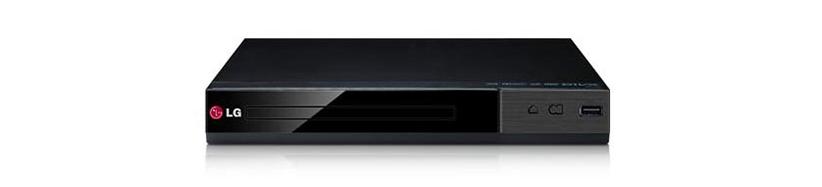 دی وی دی پلیر ال جی مدل LG DP132 - DVD/CD Player