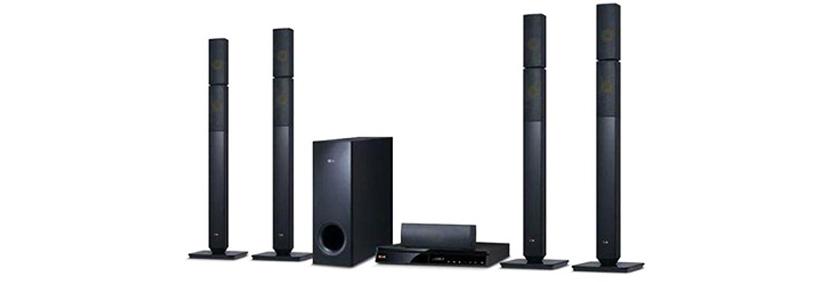 سیستم صوتی پرقدرت سینما خانگی ال جی LG DH6635T HOME THEATRE SYSTEM