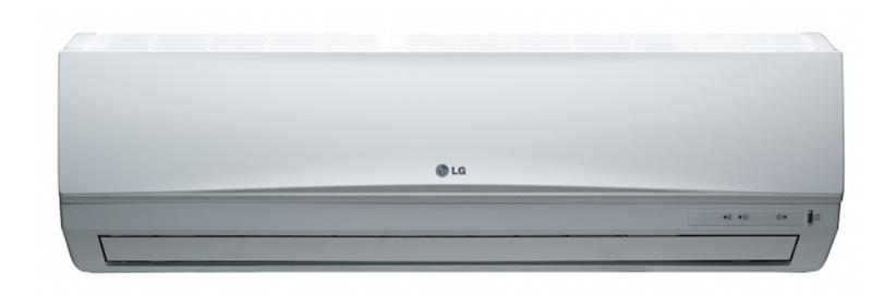 کولر گازی ال جی سرد و گرم LG AIR CONDITIONER 26000 BTU AK-26JJT
