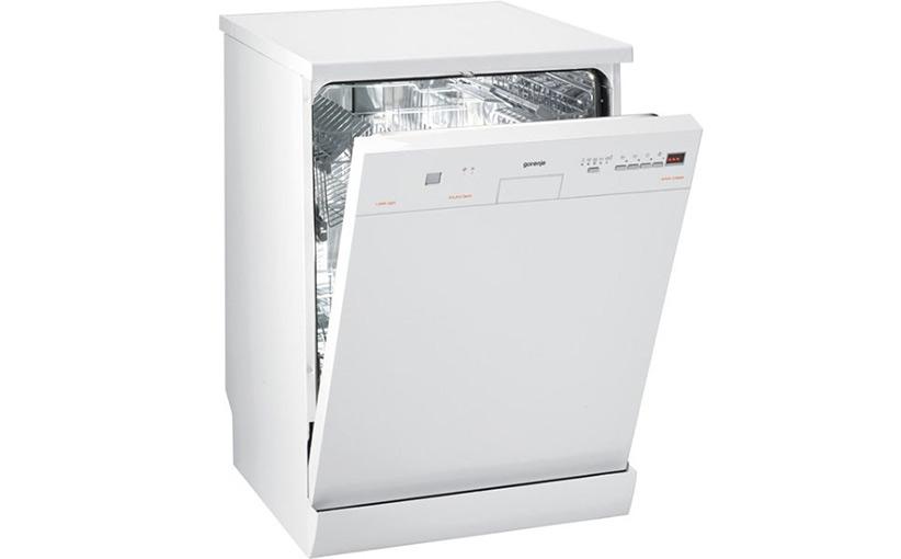 ماشین ظرفشویی گرنیه Gorenje GS63314W