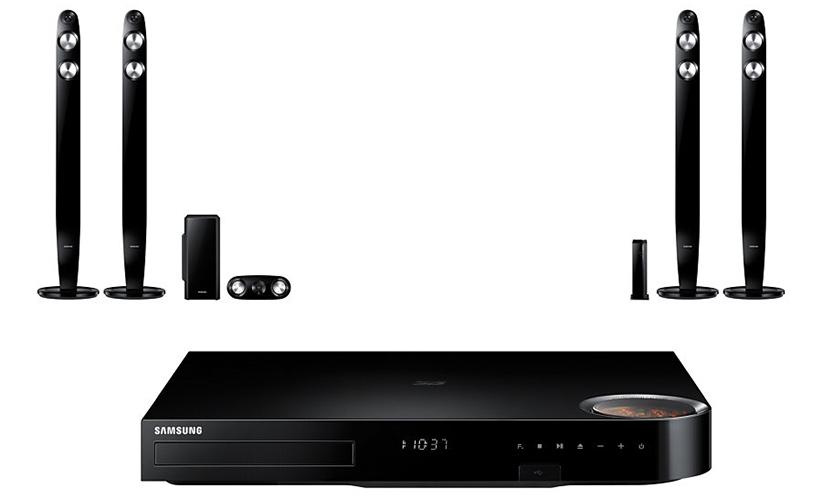 سینما خانگی سامسونگ Samsung HT-F6550