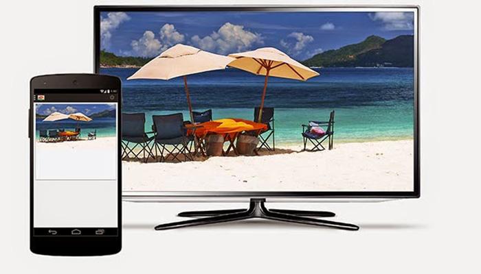 اتصال گوشی به تلویزیون از طریق وای
