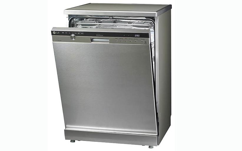 ماشین ظرفشویی بخارشوی ال جی 14نفره LG