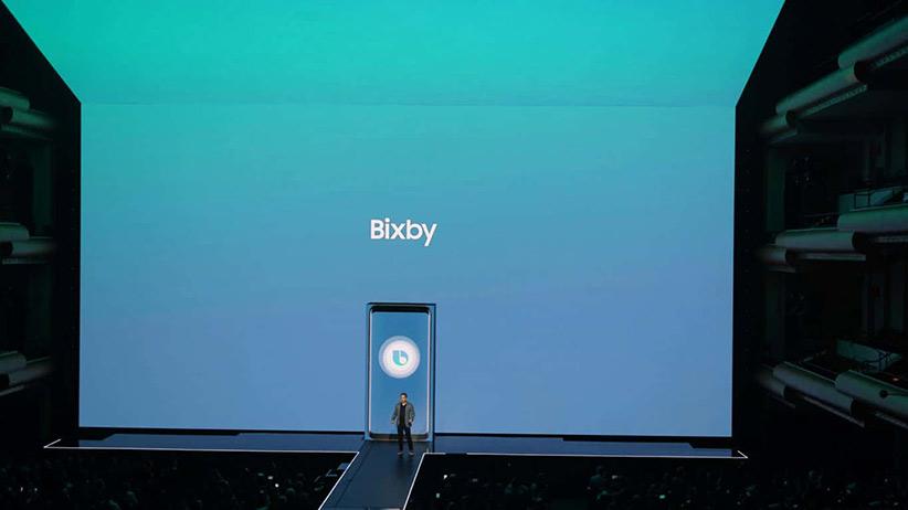 آموزش استفاده از دستیار هوشمند Bixby