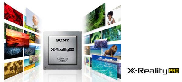 موتور پردازشگر تصویر X-Reality PRO