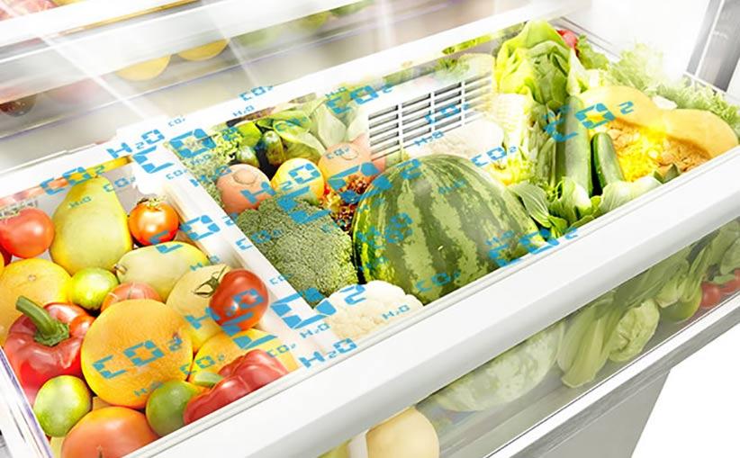 محفظه مخصوص سبزیجات « aero care vage zone »