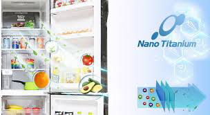 Nano Titanium Refrigerator