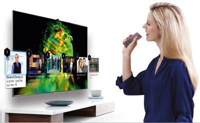 تلویزیون سامسونگ و امکاناتش