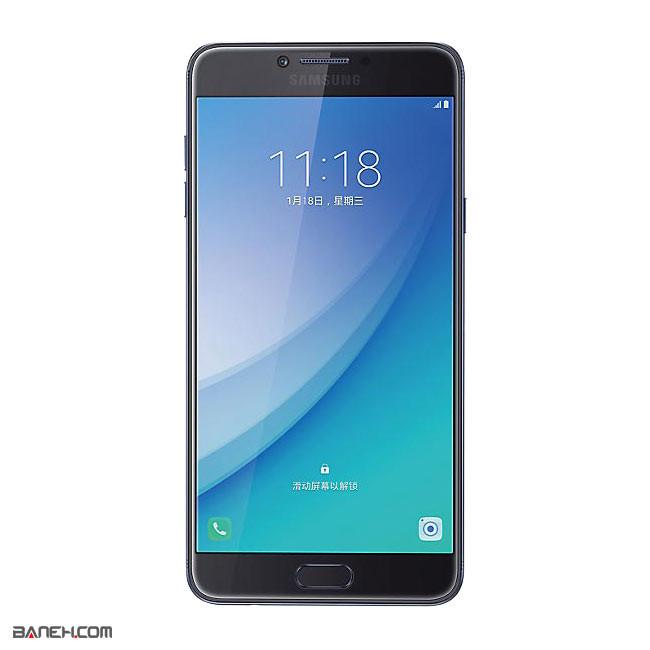 قیمت گوشی سامسونگ دو سیم گیگ ( 2017 ) Galaxy C7 Pro C7010 Samsung